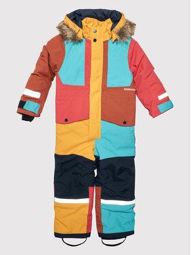 Didriksons Didriksons Kombinezon zimowy Björnen 503916 Kolorowy Regular Fit