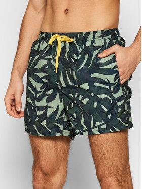 Only & Sons ONLY & SONS Pantaloncini da bagno Ted 22019094 Verde Regular Fit