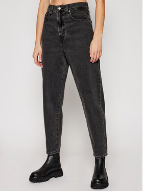 Levi's® Levi's® Džinsai High Loose Taper 17847-0005 Pilka Relaxed Fit