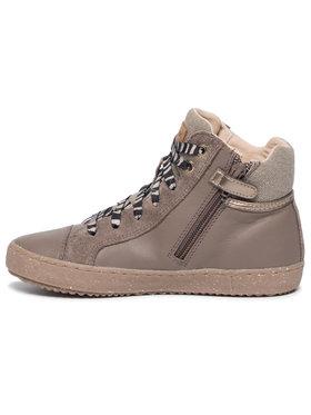 Geox Sneakersy J Kalispera G. F J944GF 04322 C9006 S Hnedá