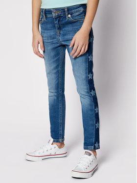 Tommy Hilfiger Tommy Hilfiger Jeans Nora KG0KG05202 D Blau Skinny Fit