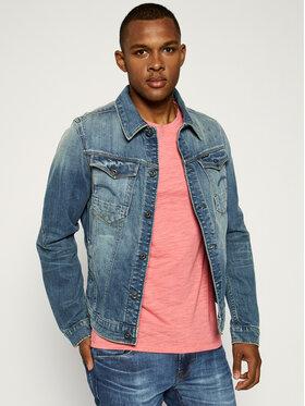 G-Star RAW G-Star RAW Jeansová bunda Arc 3D D15905-B767-B150 Modrá Slim Fit