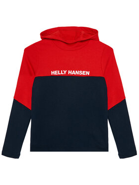 Helly Hansen Helly Hansen Mikina Active 41704 Tmavomodrá Regular Fit