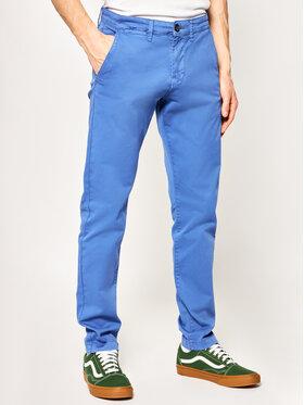 Pepe Jeans Pepe Jeans Текстилни панталони Charley PM210992 Син Slim Fit