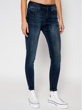 Tommy Jeans Tommy Jeans Jean Skinny Fit Sylvia DW0DW09009 Bleu marine Skinny Fit