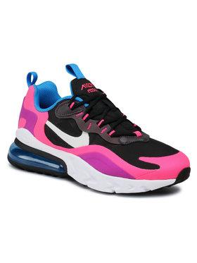 Nike Nike Обувки Air Max 270 React (GS) BQ0101 001 Черен