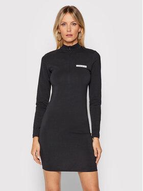 Calvin Klein Jeans Calvin Klein Jeans Повсякденна сукня J20J217542 Чорний Slim Fit