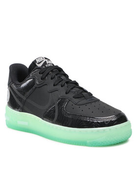 Nike Nike Обувки Air Force 1 React LV8 CV2218 001 Черен