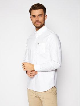 Lacoste Lacoste Košile CH2979 Bílá Regular Fit