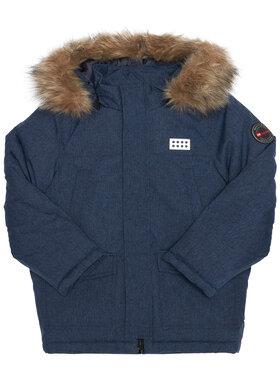 LEGO Wear LEGO Wear Zimní bunda LwJoshua 726 22905 Tmavomodrá Regular Fit