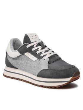 Gant Gant Sneakersy Bevinda 23533030 Sivá