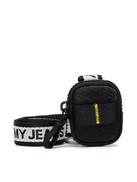 Tommy Jeans Tommy Jeans Custodia per auricolari Tjm Tech Earphone Case AM0AM07604 Nero