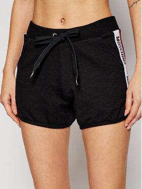 MOSCHINO Underwear & Swim MOSCHINO Underwear & Swim Pantaloni scurți sport 4312 9020 Negru Regular Fit