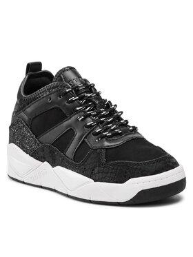 Guess Guess Sneakersy FL8DRI LEL12 Czarny