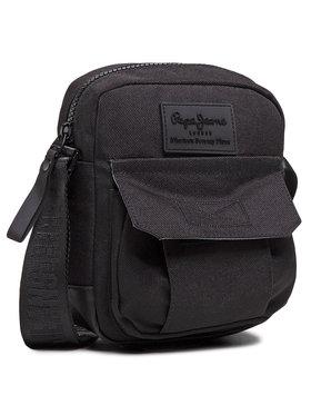 Pepe Jeans Pepe Jeans Geantă crossover Shoulder Bag Pjl Denton 7175021 Negru