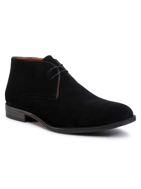 Gino Rossi Gino Rossi Kotníková obuv MI08-C796-798-01 Černá