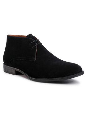 Gino Rossi Gino Rossi Обувки MI08-C796-798-01 Черен