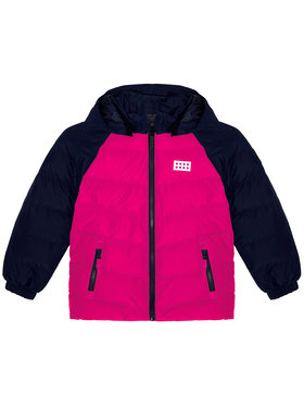 LEGO Wear LEGO Wear Giubbotto piumino LwJipe 704 22898 Rosa Regular Fit