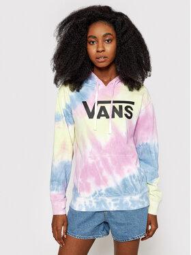 Vans Vans Sweatshirt Spiraling Hoodie VN0A5ASM Multicolore Regular Fit