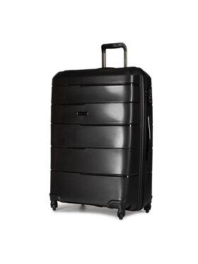 Puccini Puccini Velký tvrdý kufr Bahamas PP016A 1 Černá