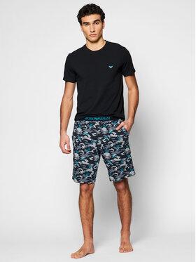 Emporio Armani Underwear Emporio Armani Underwear Piżama 111893 1P508 98720 Czarny