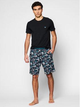 Emporio Armani Underwear Emporio Armani Underwear Pyžamo 111893 1P508 98720 Černá