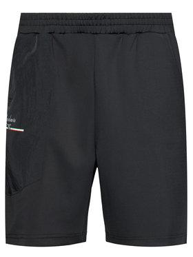 Diadora Diadora Pantaloni scurți sport Urbanity 502.176981 Negru Comfort Fit