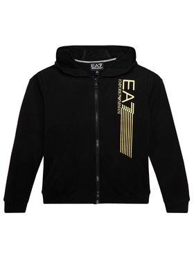 EA7 Emporio Armani EA7 Emporio Armani Sweatshirt 3KBM56 BJ05Z 1200 Schwarz Regular Fit