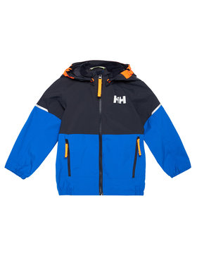 Helly Hansen Helly Hansen Kurtka przeciwdeszczowa Sogn 40440 Niebieski Regular Fit