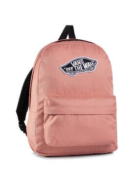 Vans Vans Plecak Realm Backpack VN0A3UI6ZLS1 Różowy