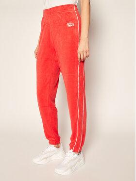 NIKE NIKE Spodnie dresowe Sportswear CJ2495 Czerwony Standard Fit