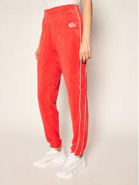 NIKE NIKE Teplákové kalhoty Sportswear CJ2495 Červená Standard Fit