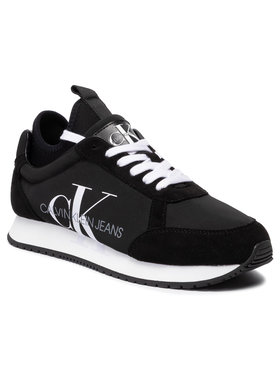 Calvin Klein Jeans Calvin Klein Jeans Сникърси Jemmy B4S0136 Черен