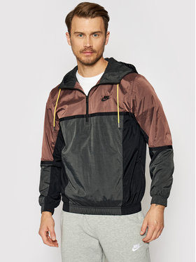 Nike Nike Átmeneti kabát Sportswear DC8093 Fekete Loose Fit