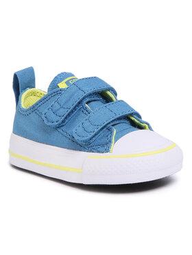 Converse Converse Sneakers aus Stoff Ctas 2V Ox 767793C Blau