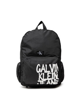 Calvin Klein Calvin Klein Plecak Back To School Backpack IU0IU00205 Czarny