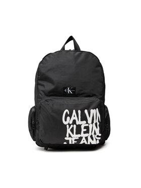 Calvin Klein Calvin Klein Rucsac Back To School Backpack IU0IU00205 Negru