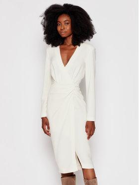 IRO IRO Коктейлна рокля Nefa AP140 Бежов Regular Fit