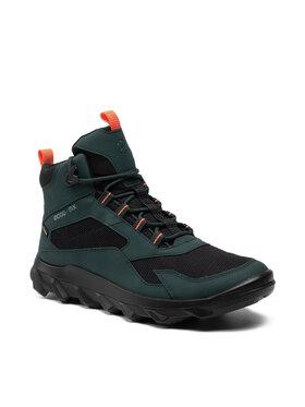 ECCO ECCO Trekingová obuv Mx Low Mid Gtx Tex GORE TEX 82022460124 Zelená