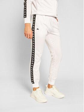 Kappa Kappa Jogginghose Helge 308020 Weiß Regular Fit