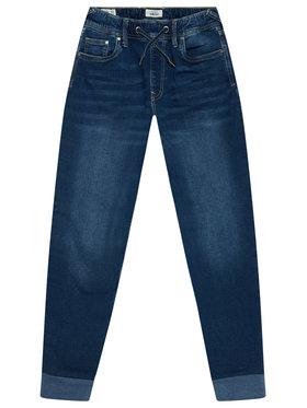 Pepe Jeans Pepe Jeans Jeansy Sprinter PB200568 Tmavomodrá Regular Fit