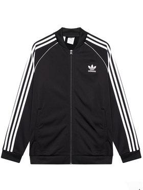 adidas adidas Sweatshirt Sst Track GN8451 Schwarz Standard Fit