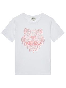 Kenzo Kids Kenzo Kids T-Shirt K15100 D Bílá Regular Fit