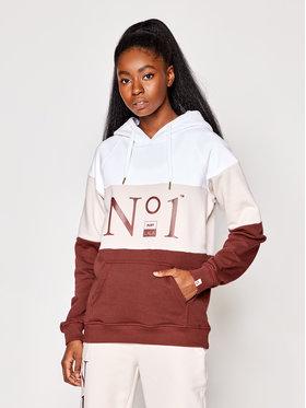 PLNY LALA PLNY LALA Sweatshirt No. 1 PL-BL-HO-00044 Multicolore Hoodie Fit