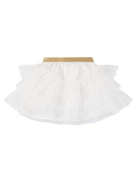 Billieblush Billieblush Gonna U13245 Bianco Regular Fit