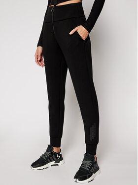 Guess Guess Παντελόνι φόρμας Huda W1RB04 K7UW2 Μαύρο Regular Fit