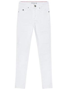 Tommy Hilfiger Tommy Hilfiger Jeans Sylvia KG0KG05795 D Weiß Skinny Fit
