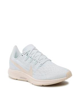 Nike Nike Buty Air Zoom Pegasus 36 AQ2210 400 Niebieski