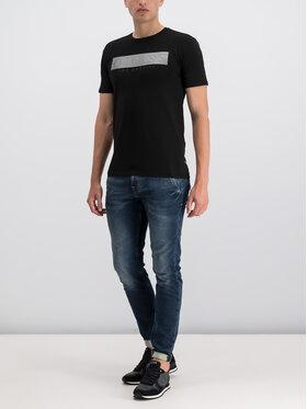 Guess Guess jeansy Skinny Fit Adam M93A81 D3PB0 Blu scuro Slim Fit