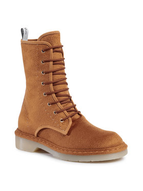 Max Mara Max Mara Bottines Baker 47960107600 Marron